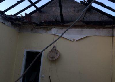 Reconstruction après incendie Bordeaux (33)