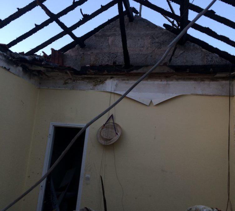 Reconstruction après un incendie à Bordeaux (33)
