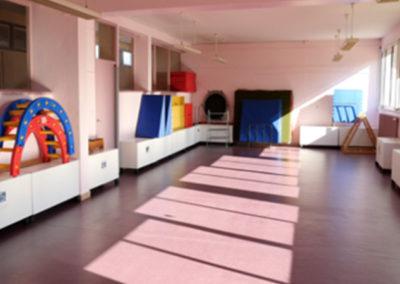 Travaux de restructuration de l'école Saint Lambert (33)